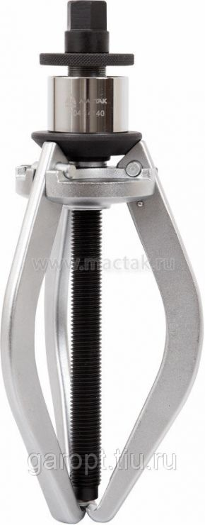 Съёмник подшипников, 7-140 мм, 3-х захватный МАСТАК 104-14140