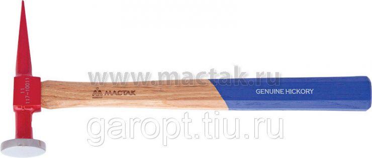 Молоток рихтовочный №11 МАСТАК 117-10011