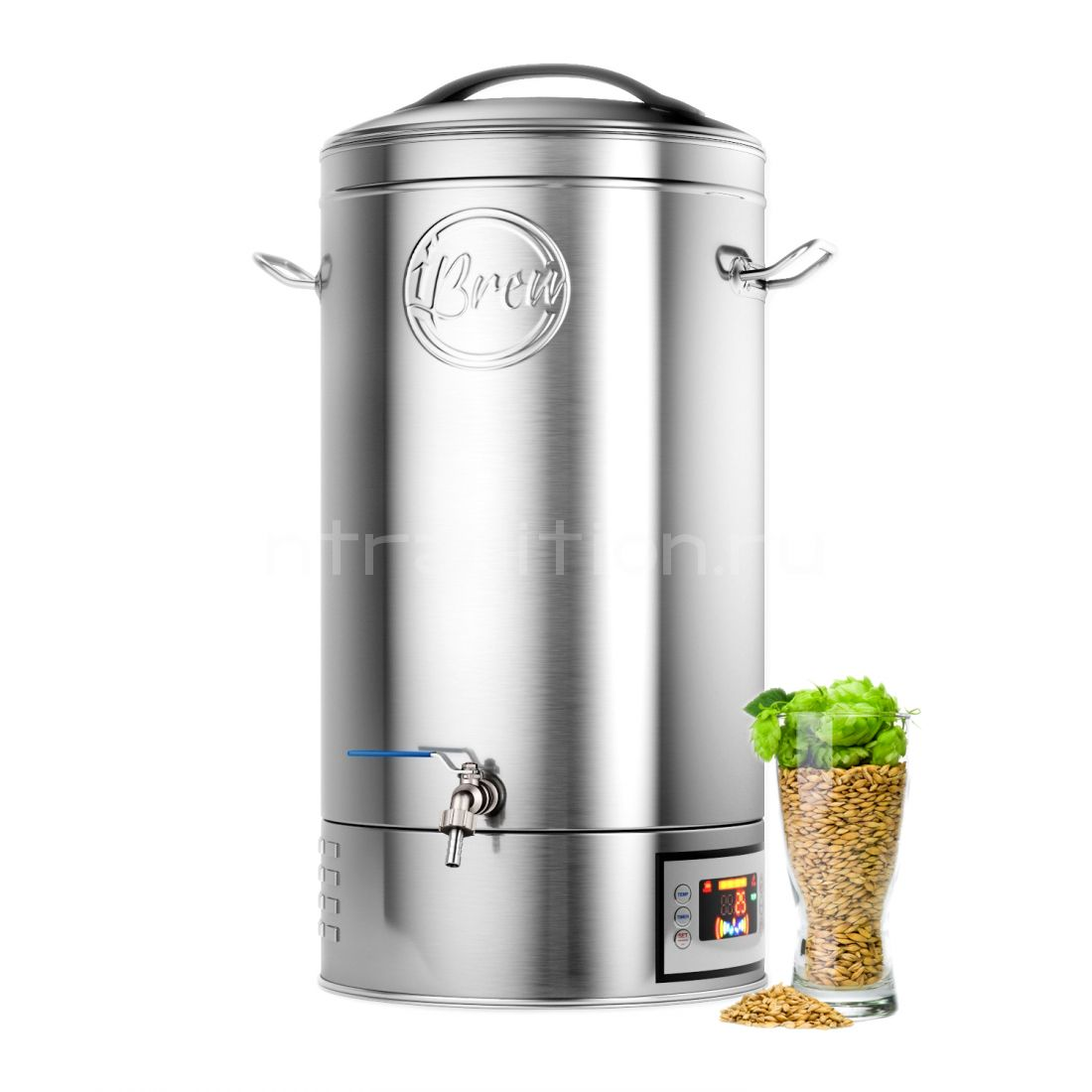 Пивоварня-сусловарня электрическая iBrew 30