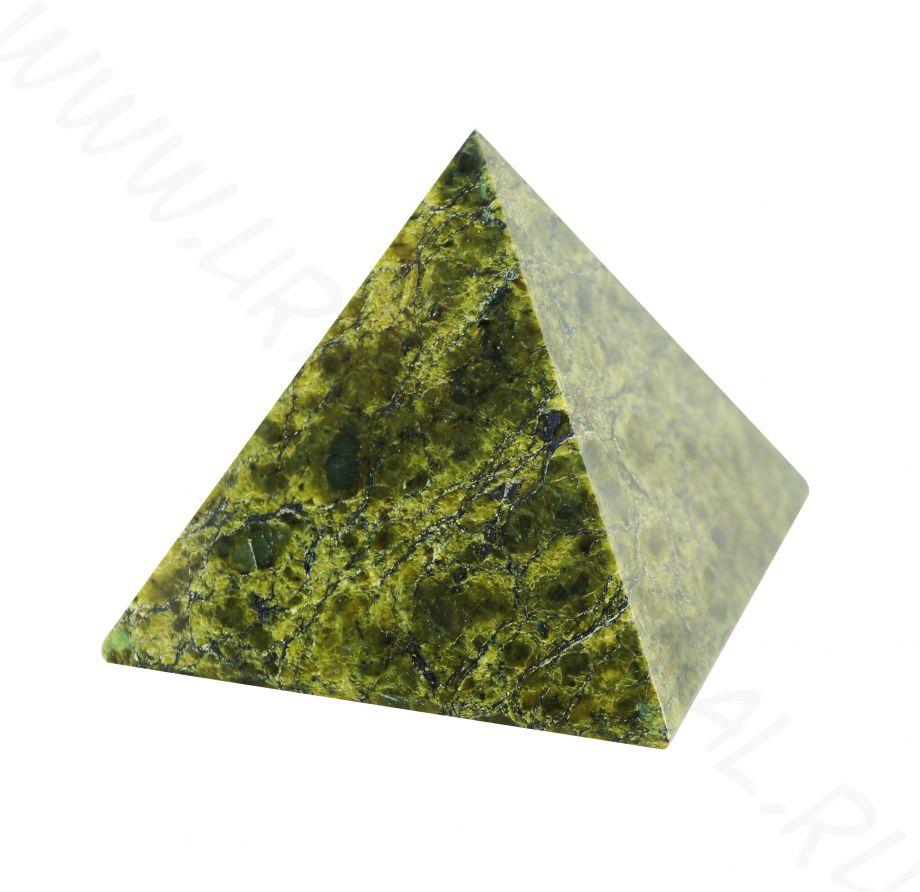 Пирамида - Змеевик (малая)