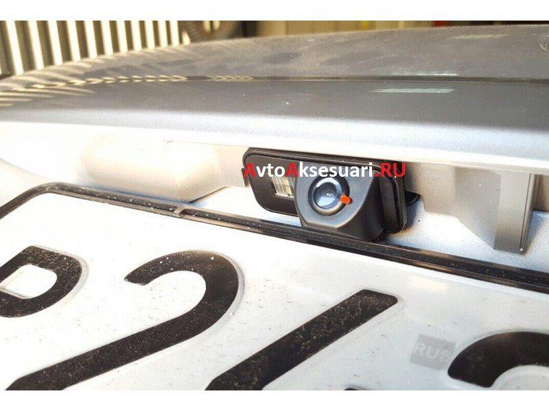 Камера заднего вида для Toyota Corolla (E15) 2006-2013