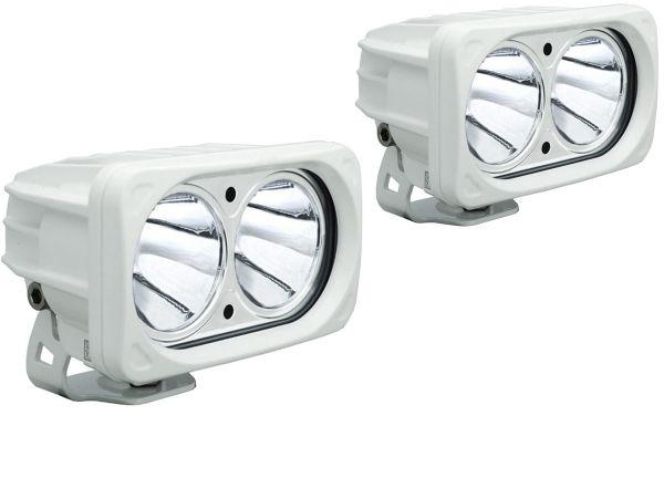 Комплект Светодиодных фар (2шт.) Optimus: XIL-OP220 белый