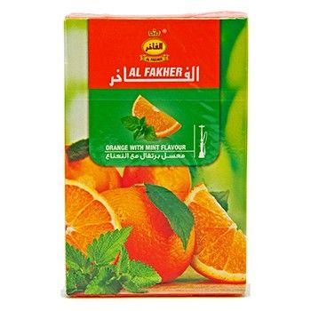 Al Fakher Orange Mint