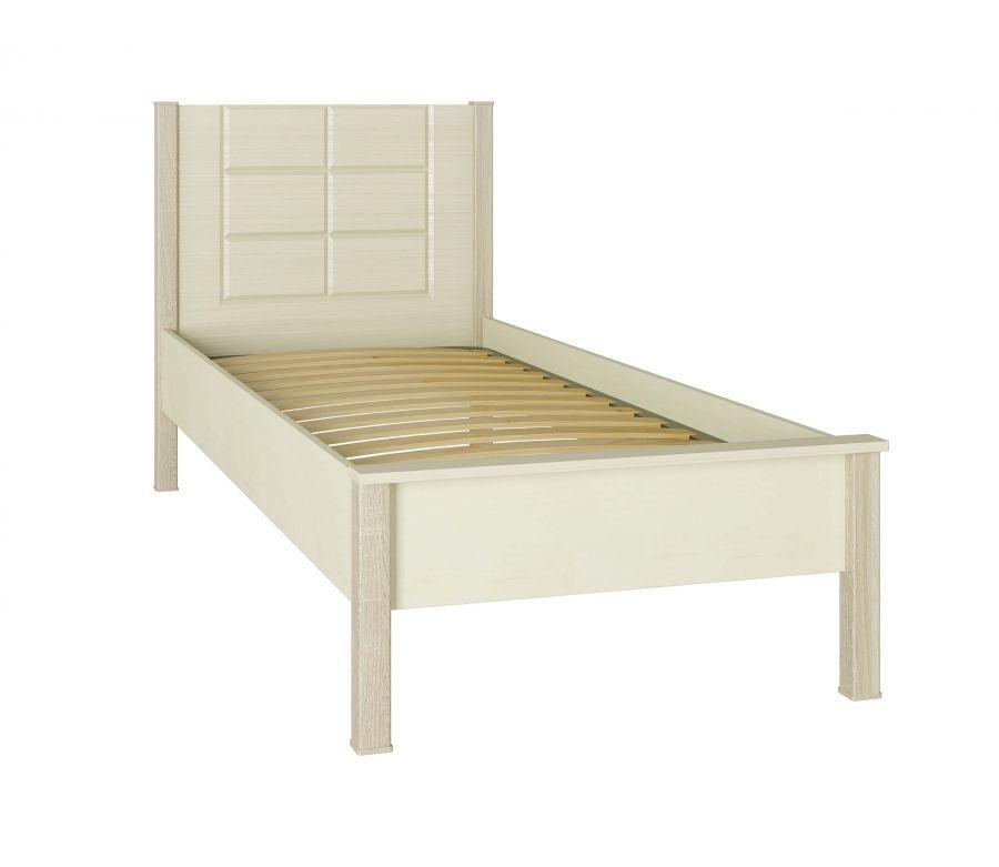 Кровать 1 спальная ИЗ-07 без ламелей
