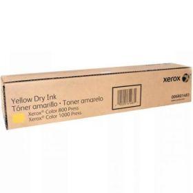 Тонер-картридж Xerox 006R01483, желтый