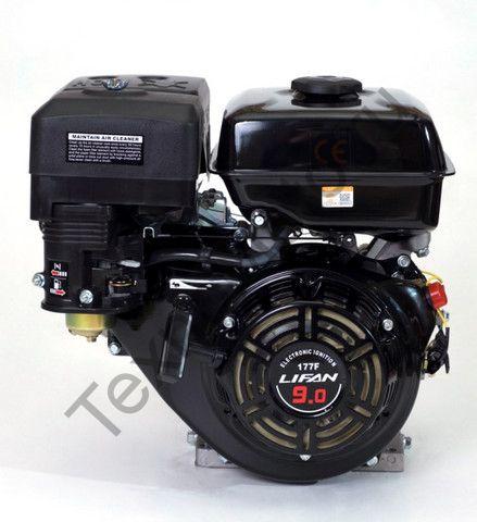 Двигатель Lifan 177F D25 (9,0 л. с.) с катушкой освещения 7Ампер (84Вт)