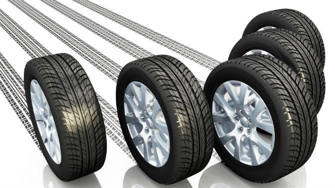 Замена готового комплекта колес с балансировкой