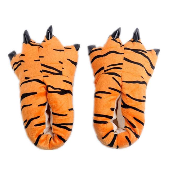Тапочки Кигуруми Тигра