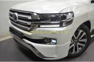 Передняя оптика Executive для Toyota Land Cruiser 200 2015-