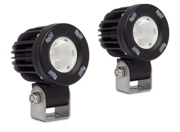 Комплект светодиодных фар дальнего света Solstice Prime: XIL-SP120 black