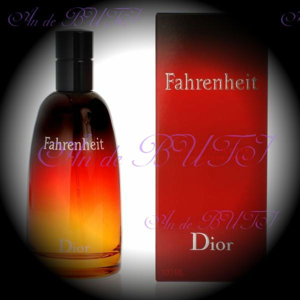 Christian Dior Fahrenheit 100 ml edt