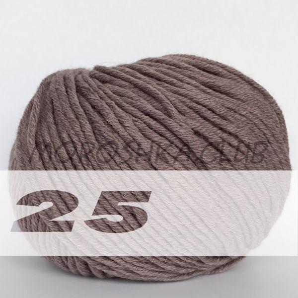 Серо-коричневый Zarra BBB (цвет 25)