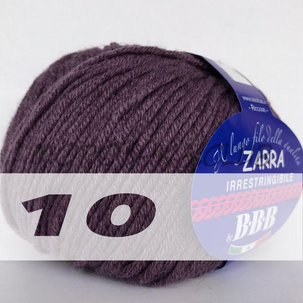 Фиолетовый Zarra BBB (цвет 10)