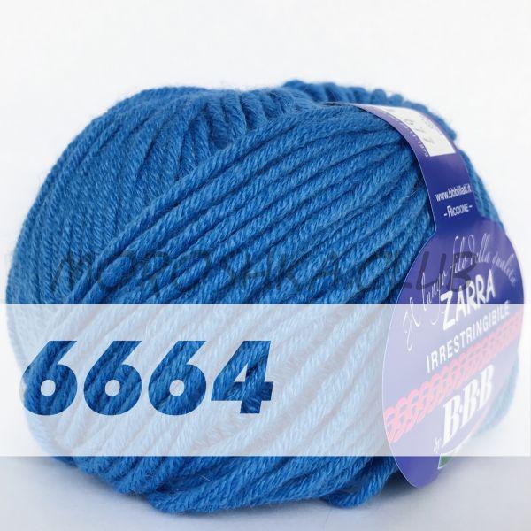 Синий Zarra BBB (цвет 6664)