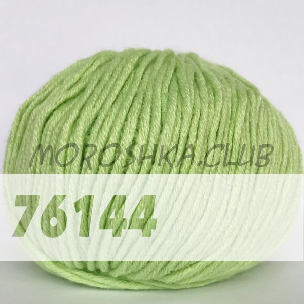 Светло-салатовый Zarra BBB (цвет 76144)