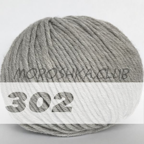 Светло-серый Zarra BBB (цвет 302)