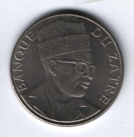 20 макута 1973 г. Заир AUNC