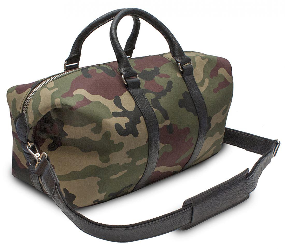 HADLEY CAMO 46 тактическая дорожно-спортивная сумка