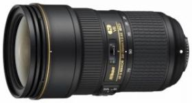 Nikon 24-70mm f/2.8E ED VR AF-S Nikkor 100th Anniversary Edition