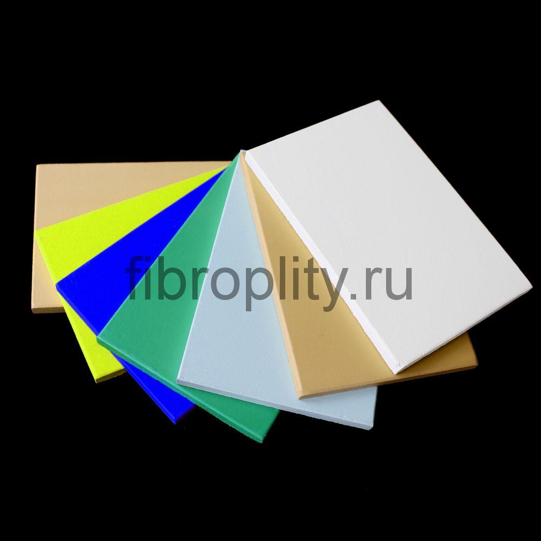 Фасадные панели АТР-Колор хризотилцементные 1200х1500х8 мм.