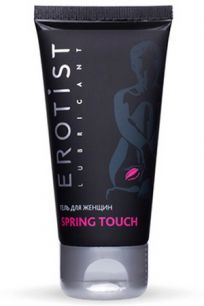 Гель-лубрикант для женщин сужающий Erotist Spring Touch, 50 мл