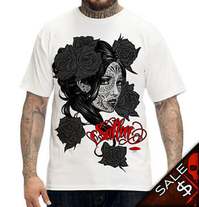 Sullen BOUQUET White Men's Tee Shirt
