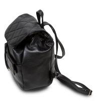 Hadley Buscuit Black женский кожаный рюкзак
