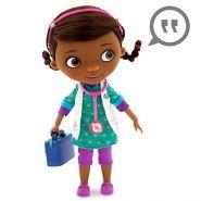 Кукла Доктор Плюшева говорящая Дисней