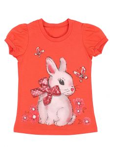 Кролик блуза для девочки