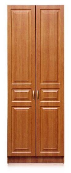 Шкаф, 2 двери с древянной штангой Аливия  Модуль 11.