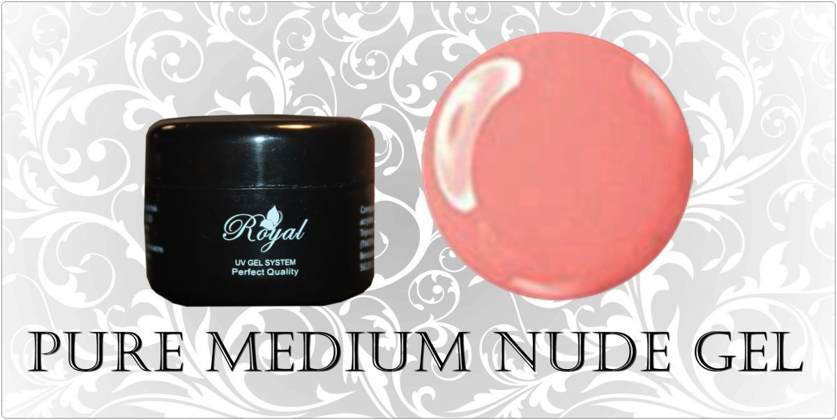 PURE MEDIUM NUDE 322