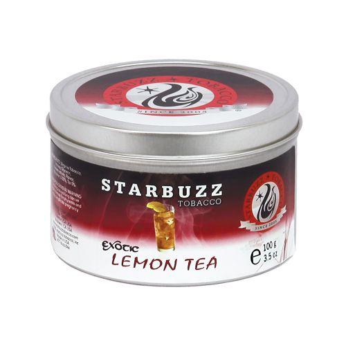 Табак для кальяна Starbuzz - Lemon Tea (Лимонный Чай)