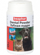 Beaphar Dental Powder Зубная пудра для кошек и собак (75 г)