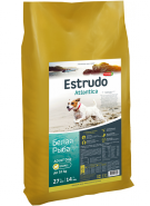 Porcelan Estrudo Atlantica Корм для взрослых собак мелких пород, склонных к аллергии (10 кг)