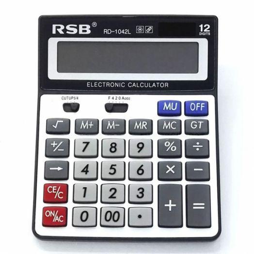 Калькулятор RSB RD-1042L (12 разр.) настольный