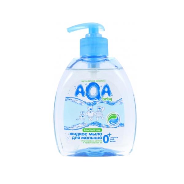 AQA baby Жидкое мыло для малыша , 300 мл. ф/д.