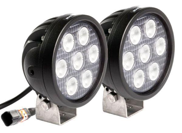 Комплект светодиодных фар ближнего света Prolight Utility Market XP: XIL-UMX4040