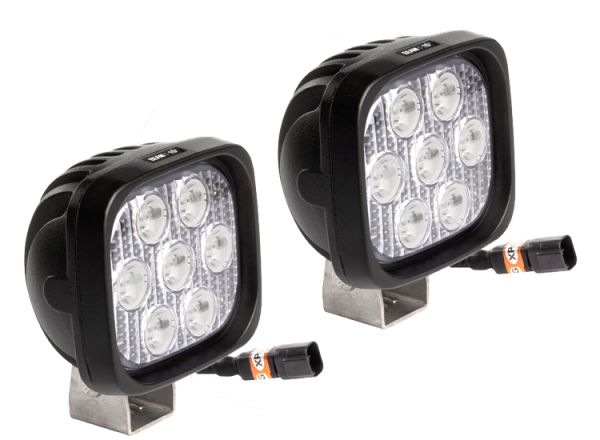 Комплект светодиодных фар рабочего света Prolight Utility Market XP: XIL-UMX4460