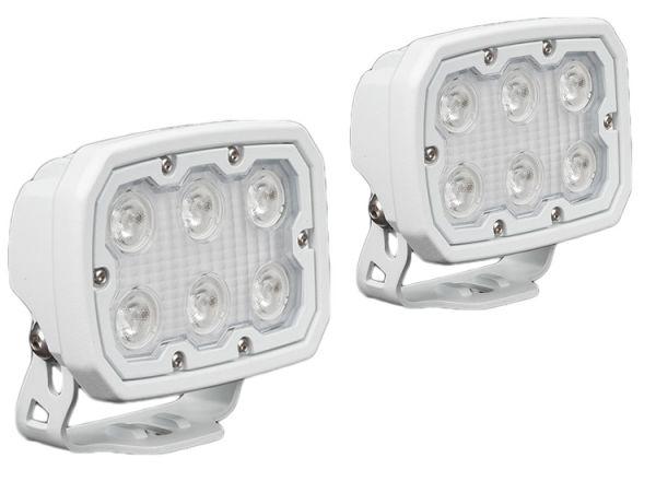 Комплект светодиодных фар рабочего света Prolight TREK: XIL-TREK660 white