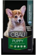 Farmina Cibau Puppy Medium Для щенков, беременных и кормящих собак средних пород (2,5 кг)