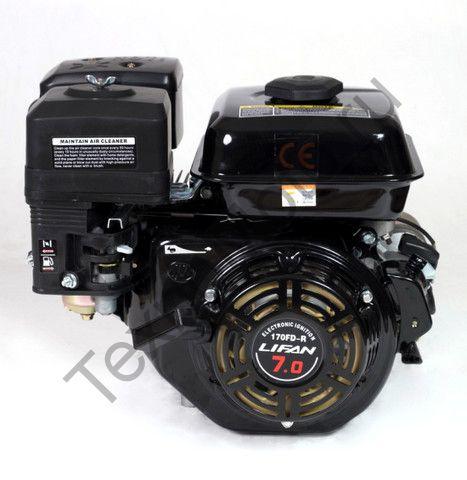 Двигатель Lifan 170F-R D22 (7 л. с.) с редуктором