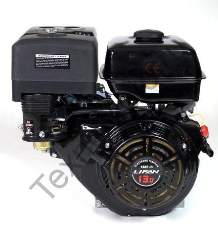Двигатель Lifan 182FD-R D22 (11 л. с.) с редуктором и катушкой освещения 7Ампер (84Вт)