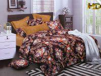 Комплект постельного белья 3 D ( евро)EO147