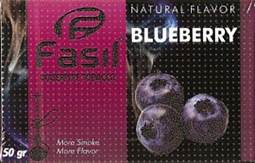 Табак для кальяна Fasil - Blueberry (Черника)