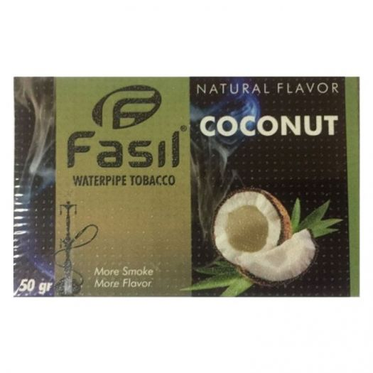 Табак для кальяна Fasil - Coconut (Кокос)