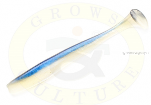 "Виброхвост Grows Culture Diamond Easy Shiner 2"" 5 см/ упаковка 12 шт/ цвет: 420"