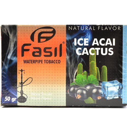 Табак для кальяна Fasil - Ice-Acai-Cactus (Ледяные Асаи-Кактус)