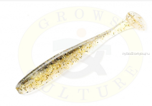 "Виброхвост Grows Culture Diamond Easy Shiner 3"" 7,5 см/ упаковка 12 шт/ цвет: 417"