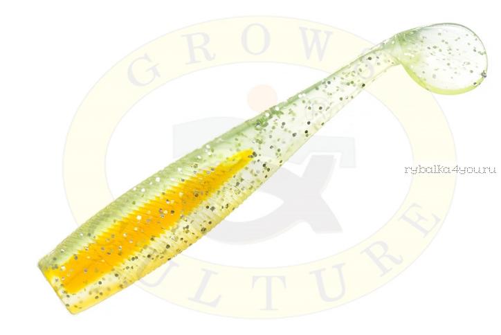 Купить Виброхвост Grows Culture B6LAB New Shiner 3 7,5 см/ упаковка 5 шт/ цвет: 004
