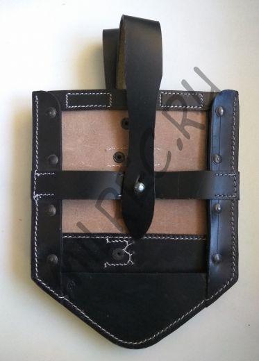 Чехол на складную немецкую пехотную лопату (реплика), вариант 2